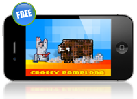 Mobile Games Crossy Pamplona